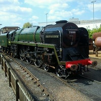Photo taken at The Crewe Heritage Centre by ben on 5/25/2013