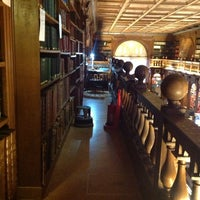 Photo taken at Duke Humfrey's Library by Jonathan on 2/14/2013