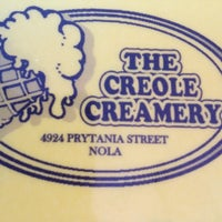 Photo taken at Creole Creamery by Jesus on 11/3/2012