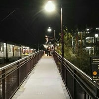 Photo taken at Monrovia Station by Adrian Y. on 5/14/2016