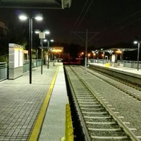 Photo taken at Metro Gold Line - Lincoln Heights/Cypress Park Station by Adrian Y. on 1/3/2016
