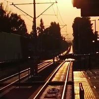 Photo taken at Monrovia Station by Adrian Y. on 7/30/2016