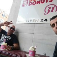 Photo taken at Dunkin Donuts by Ufuk A. on 4/28/2015
