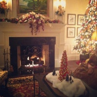 Photo taken at Atlanta Country Club by Kelly T. on 12/9/2012