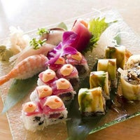 Photo taken at Sushi Fugu by Jennifer E. on 9/15/2012