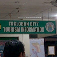 Photo taken at Daniel Z. Romualdez Airport (TAC) by Kristelle V. on 11/14/2012