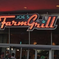 Photo taken at Joe's Farm Grill by Kayla C. on 3/26/2013
