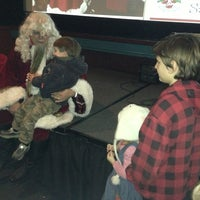 Photo taken at North Bend Theater by Anthony E. on 12/23/2012