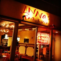 Photo taken at Anna's Taqueria by @WW3 on 7/12/2013