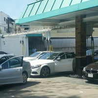 Photo taken at Sherman Oaks Car Wash by TANK on 4/3/2016