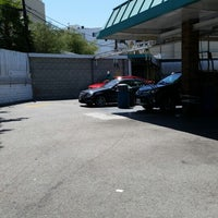 Photo taken at Sherman Oaks Car Wash by TANK on 5/31/2014