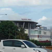 Photo taken at Kluang Mall by Weeda D. on 10/21/2012