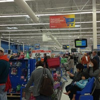 Photo taken at Walmart Supercenter by Kathy J. on 12/31/2012