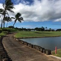 Photo taken at Kapolei Golf Course by JoonYup L. on 8/2/2016