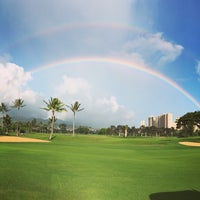 Photo taken at Honolulu Country Club by JoonYup L. on 8/5/2016