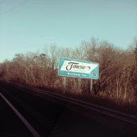 Photo taken at Alabama/Tennessee State Line by Justin B. on 11/10/2012