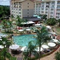 Photo taken at Thermas Olímpia Resort by Eliana M. on 12/16/2012