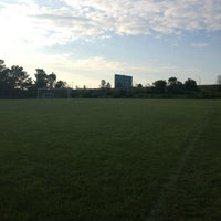 Photo taken at Cleveland United Soccer Fields by Alyssa D. on 6/2/2013