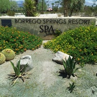 Photo taken at Borrego Springs Resort by Mike K. on 8/3/2013