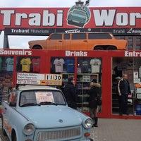 Das Foto wurde bei Trabi-Safari / Trabi-World von Ermelinda am 1/20/2013 aufgenommen