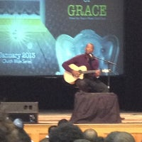 Photo taken at Impact Church [Brown Middle School] by Yoshi H. on 1/20/2013