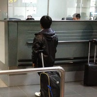 Photo taken at Immigration by Manny P. on 4/9/2013