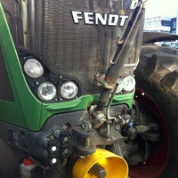 Photo taken at AGCO Fendt by Anton on 3/17/2014