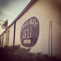 Photo taken at East Bay Deli by Robert L. on 4/13/2013