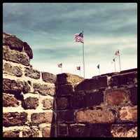 Photo taken at Fort Sumter National Monument by Robert L. on 4/13/2013