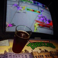 Photo taken at Barcade by Robert L. on 6/12/2014