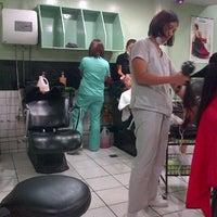 Photo taken at Metro Salon by Issa L. on 11/11/2012
