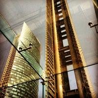 Photo taken at Torre Mayor by Luis on 1/17/2013