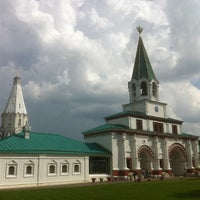 6/30/2013 tarihinde Анатолий С.ziyaretçi tarafından Kolomenskoje'de çekilen fotoğraf