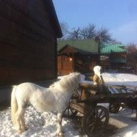 Das Foto wurde bei Конюшенный двор von Анатолий С. am 2/21/2015 aufgenommen