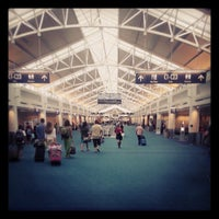 Photo taken at Portland International Airport (PDX) by Michael Aaron P. on 7/23/2013