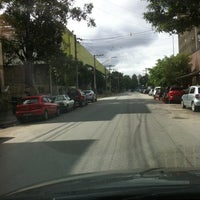 Photo taken at Avenida José César de Oliveira by Angelo F. on 3/29/2013