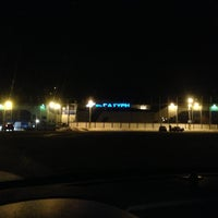 Photo taken at Парковка стадиона «Сатурн» by Bob C. on 4/12/2013