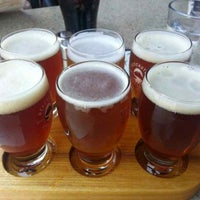 Photo taken at Deschutes Brewery Bend Public House by Tony on 8/12/2013