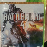 Photo taken at GameStop by Jonathan on 11/29/2013