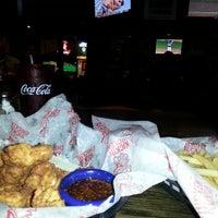 Photo taken at Kickin' Chicken West Ashley by Jonathan on 4/28/2013