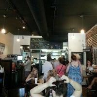 Photo taken at Taziki's Cafe of Charleston by Jonathan on 8/11/2013