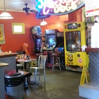Photo taken at Jack's Cosmic Dogs by Jonathan on 5/9/2013