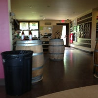 Photo taken at Robibero Winery by Kristopher on 7/14/2013