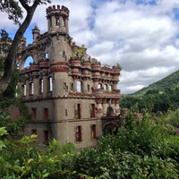 Photo taken at Bannerman Island (Pollepel Island) by Kristopher on 9/14/2013