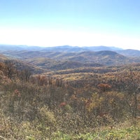 Photo taken at Gravel Springs Gap by Don A. on 11/5/2016