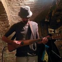 Снимок сделан в Blues Bar пользователем Евгений Л. 11/4/2014