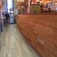 Photo taken at Bada NW Coffee Bar by Yiling W. on 10/4/2015