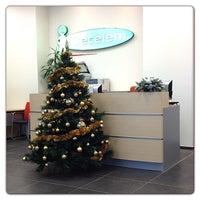 Photo taken at Cetelem Bank by Eva on 12/20/2012