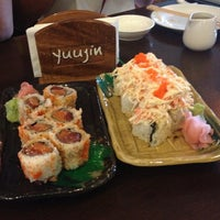 Photo taken at Yuujin by April Andrea on 5/31/2013