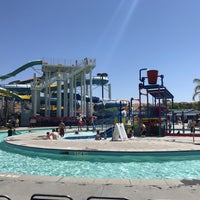 Photo taken at Aqua Adventure by Norm Y. on 7/2/2017
